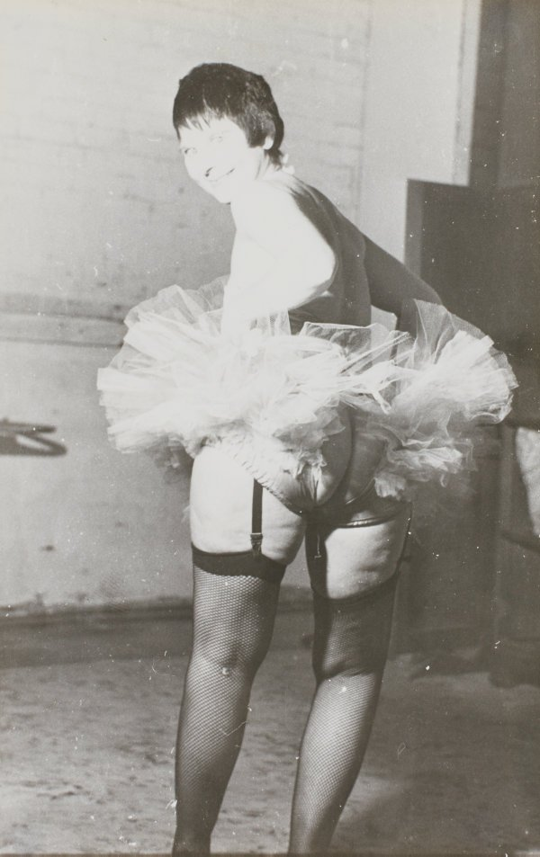 An image of Still from 'World's worst ballerina'
