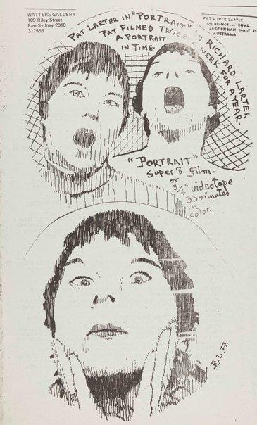 An image of Pat Larter in 'Portrait' by Pat Larter, Richard Larter