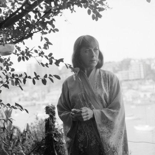 An image of Rosaleen Norton by Robert Walker