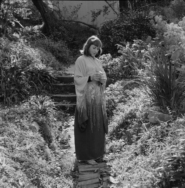 An image of Rosaleen Norton