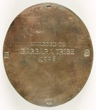 Alternate image of The Jean Masson Davidson Medal of the Society of Sculptors by Unknown