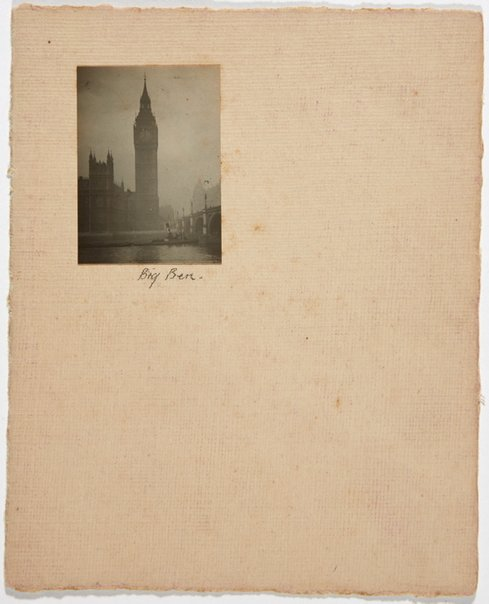 An image of Big Ben by Cecil Bostock