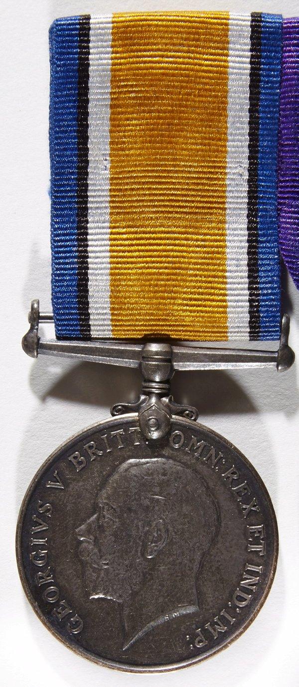 An image of British War Medal 1914-1918