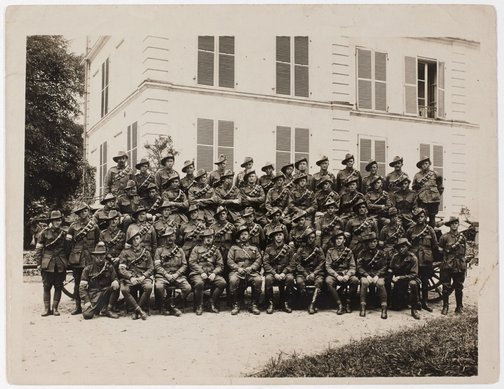 An image of 28th Reinforcements of the A.I.F. Field Artillery by Unknown