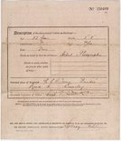 Alternate image of Certificate of Discharge from the Australian Imperial Expeditionary Force by Australian Imperial Force (AIF)