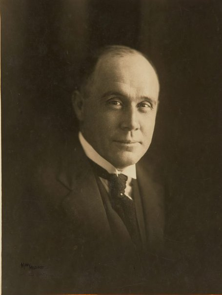 An image of Portrait of John Banks by May Moore