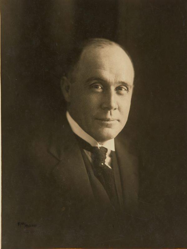 An image of Portrait of John Banks