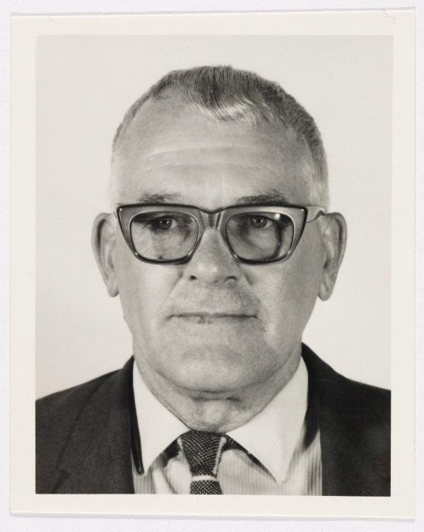 An image of Hal Missingham