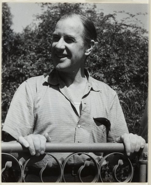 An image of Sidney Nolan by Hal Missingham