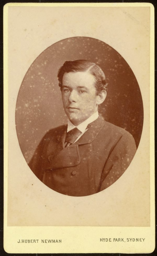 An image of John Russell