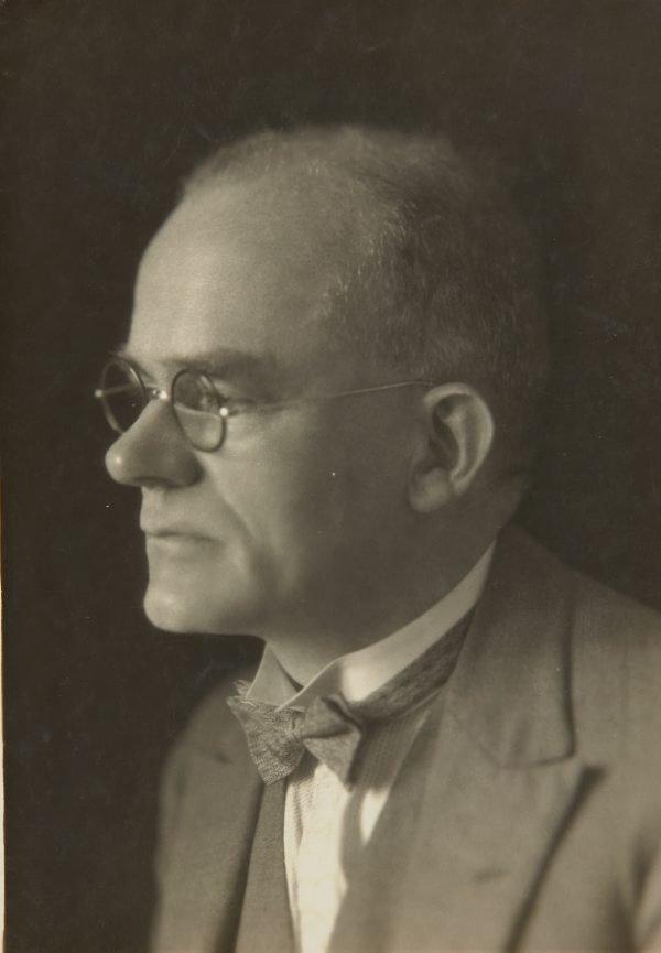 An image of Portrait of Albert Sherman