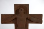 Alternate image of Crucifix by Margel Hinder