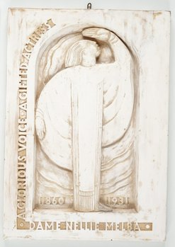 An image of Memorial to Nellie Melba by Margel Hinder