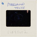 Alternate image of Model for Marland House sculpture competition 1971 by Unknown