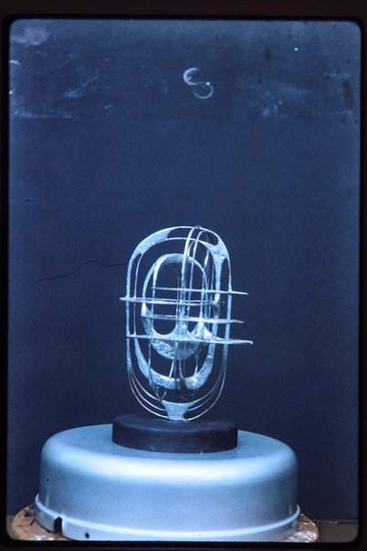 An image of Model for Marland House sculpture competition 1971 by Unknown
