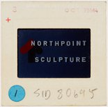 Alternate image of Logo of Northpoint shopping complex, North Sydney, site of 'Northpoint fountain' 1975 by Margel Hinder by Unknown