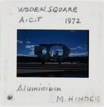 Alternate image of 'Sculptural form' by Margel Hinder at Woden, Canberra by Unknown