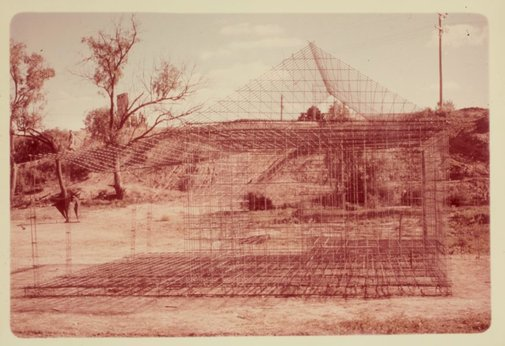 An image of Image of 'Australian cottage' 1973 by Herbert Flugelman by Unknown