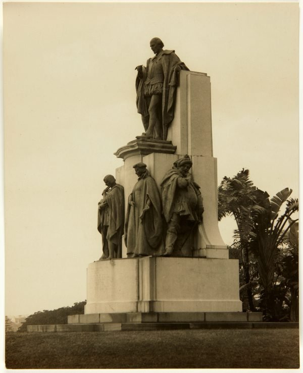 An image of Image of the Shakespeare Memorial 1912-1926 by Bertram Mackennal
