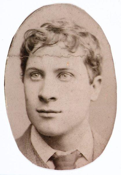 An image of Portrait of Bertram Mackennal by Unknown