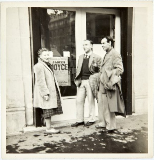 An image of Margaret Cilento, Peter Blayney and Robert Klippell by Unknown photographer