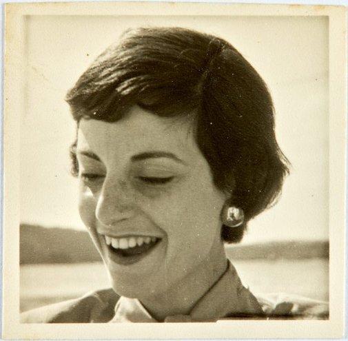 An image of Nina Mermey by Robert Klippel