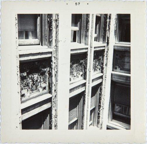An image of Building facade, San Francisco by Robert Klippel