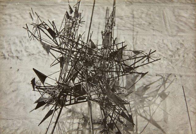 An image of Detail of Robert Klippel's Opus 73