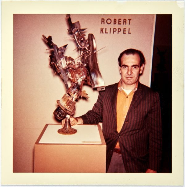 An image of Robert Klippel with No. 101 in Minneapolis