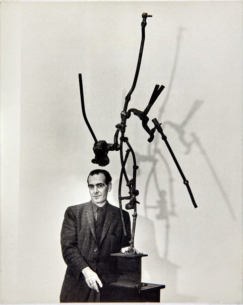 An image of Robert Klippel with No. 115 by Unknown