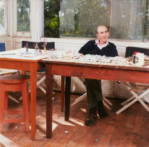 An image of Robert Klippel at Birchgrove by