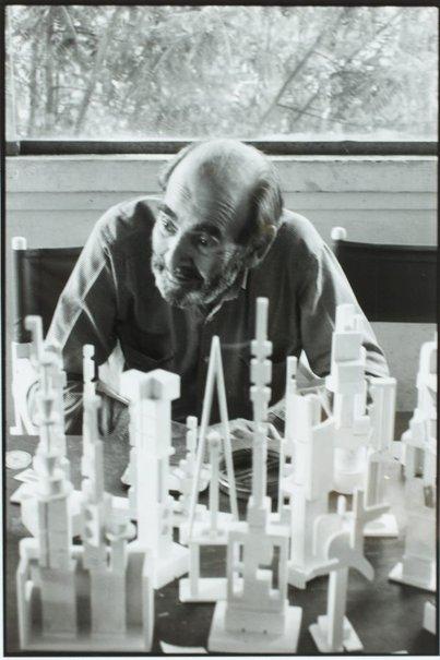 An image of Robert Klippel at Birchgrove by Catherine Harding