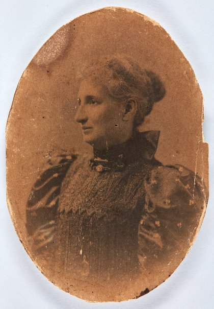 An image of Rebecca Moses, Robert Klippel's grandmother by Unknown photographer
