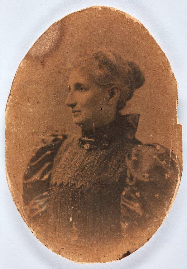 An image of Rebecca Moses, Robert Klippel's grandmother