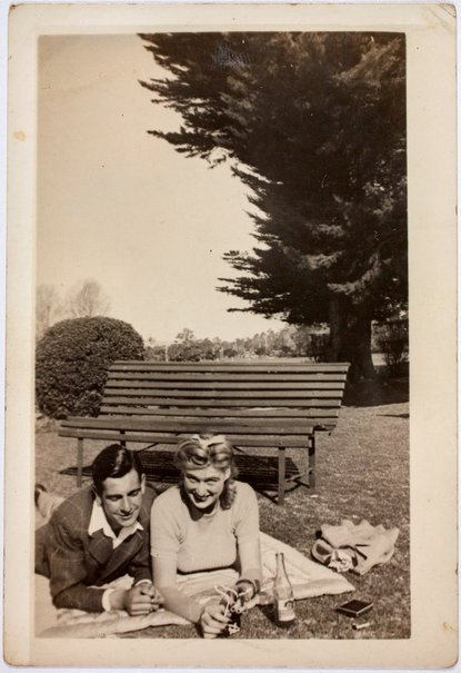 An image of Robert Klippel and Hess Mcgee by Unknown