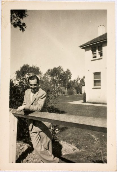 An image of Robert Klippel by Unknown photographer