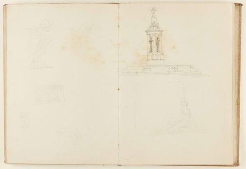 An image of Sketchbook by Rayner Hoff
