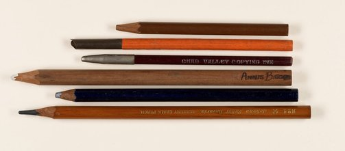An image of Pencils used by Annis Briggs by