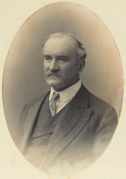 An image of William Joseph Trickett MLC by Freeman Brothers