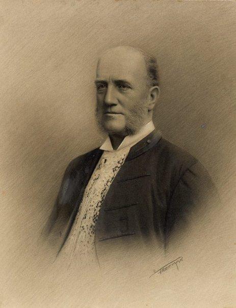 An image of Sir Joseph Palmer Abbott KCMG, MLA by Freeman Brothers