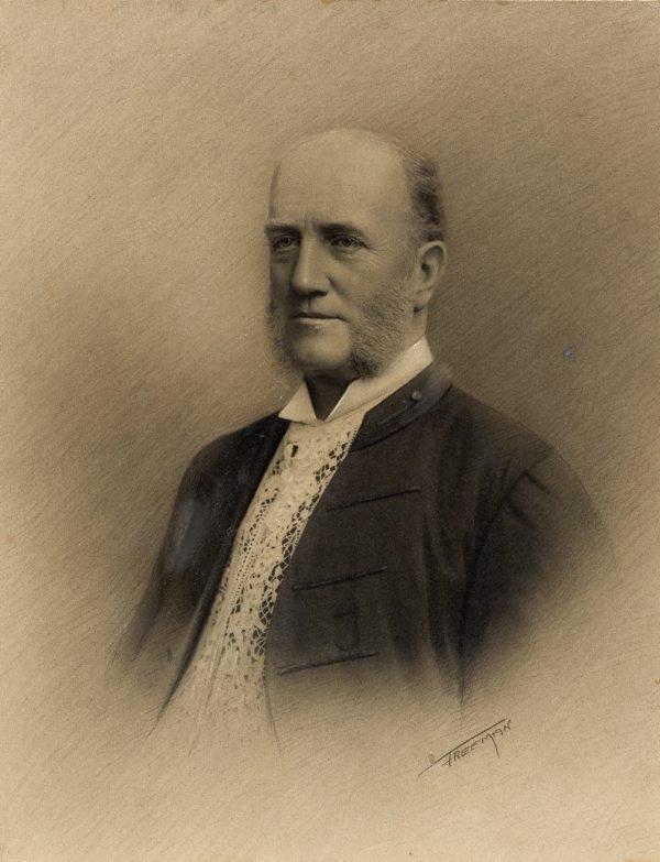 An image of Sir Joseph Palmer Abbott KCMG, MLA