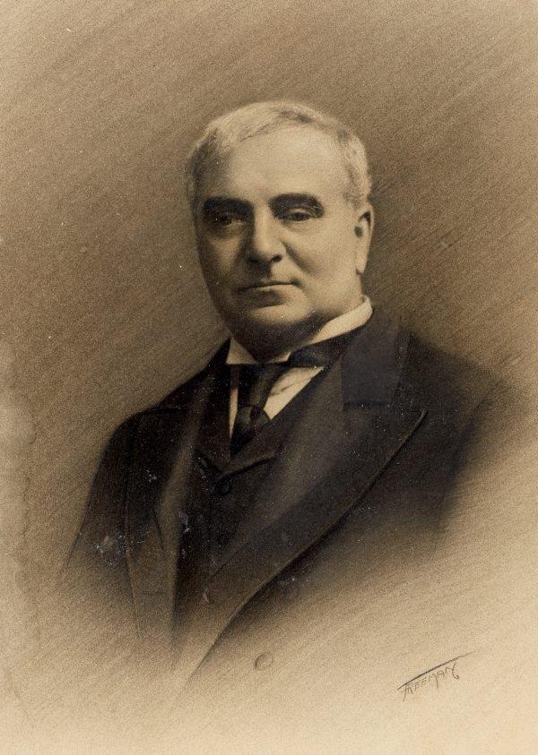 An image of Sir Julian Emanuel Salomons