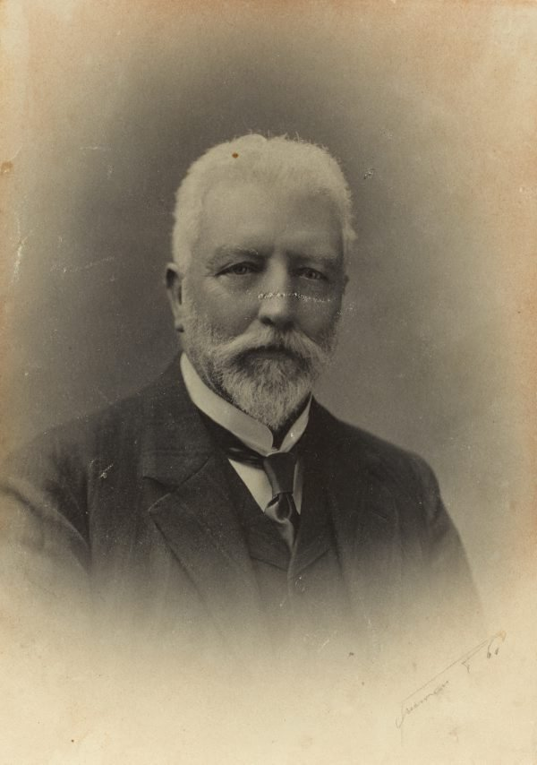 An image of Henry Gorman