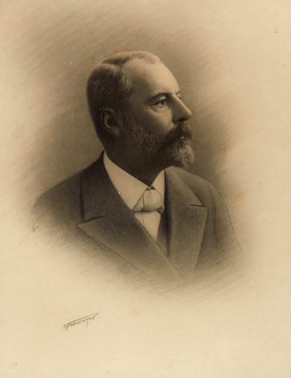 An image of Arthur Collingridge