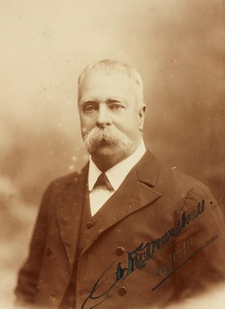 An image of Thomas Marshall by Unknown