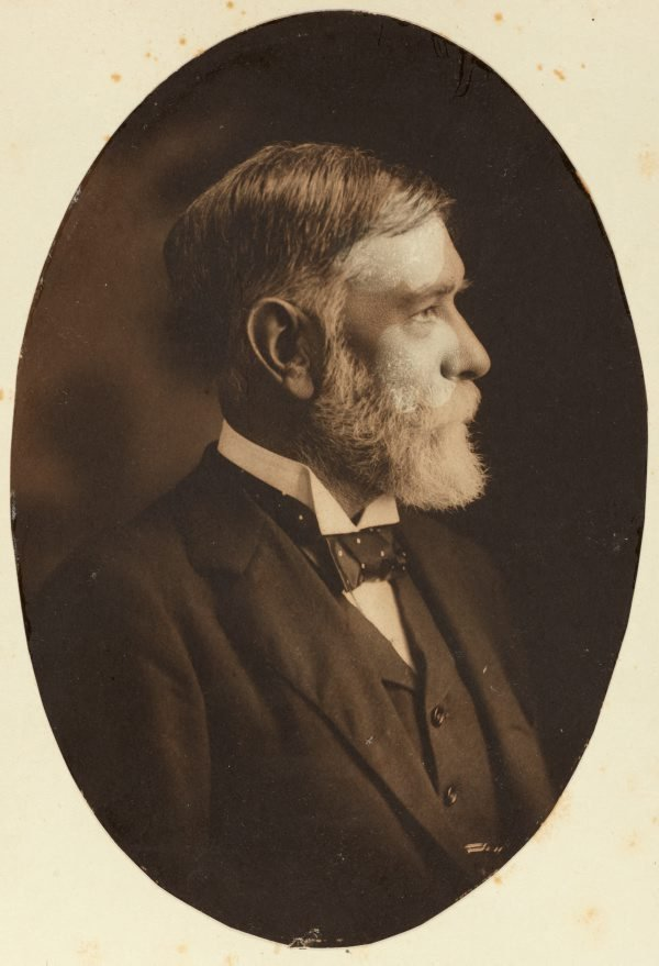 An image of Edward William Knox