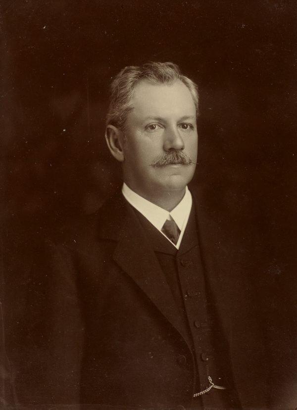 An image of Sir Joseph Carruthers KCMG, MLC