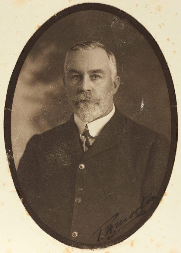 An image of Philip Henry Morton MLA