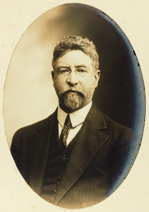 An image of John Daniel Fitzgerald MLC