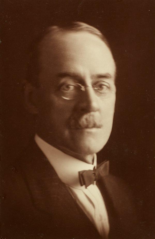 An image of John Lane Mullins